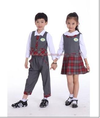 贵族幼儿园校服 中小学生小西装