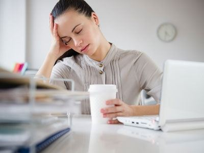 节后刚上班,很多人会感到烦躁,心绪不宁,注意力不集中.