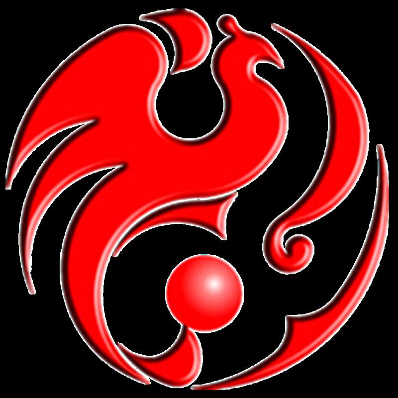 招财狗logo矢量图