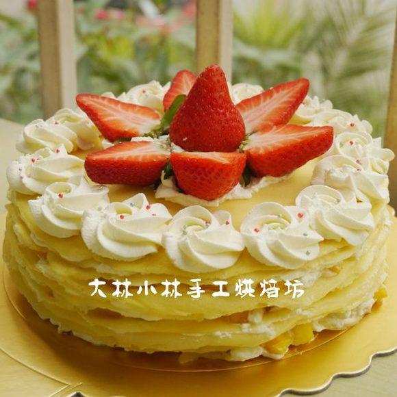 大蛋糕盘手工制作