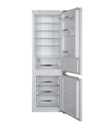 风冷冰箱结构示意图