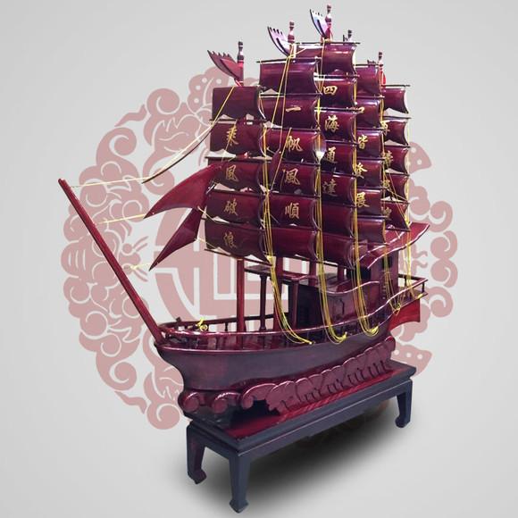 红木船 - 桂晖家居精品