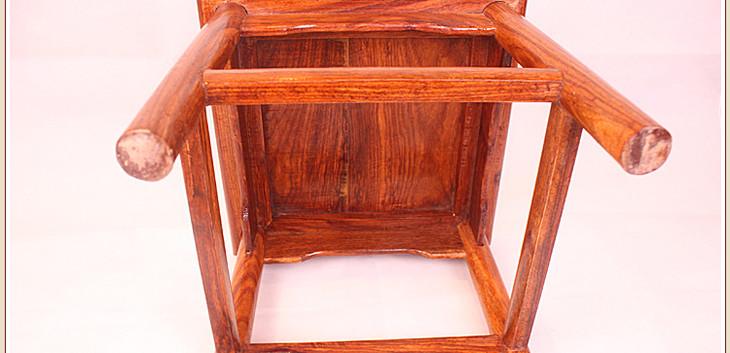 紫檀木凳子 中式小方凳花梨木儿童矮凳实木