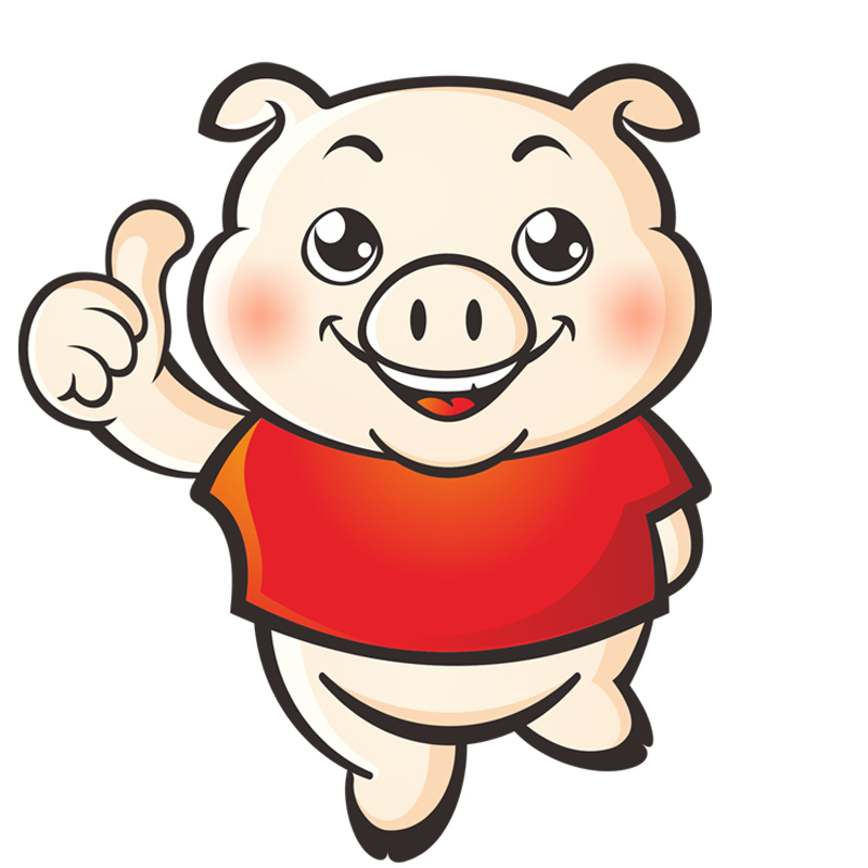 微信可爱猪头头像