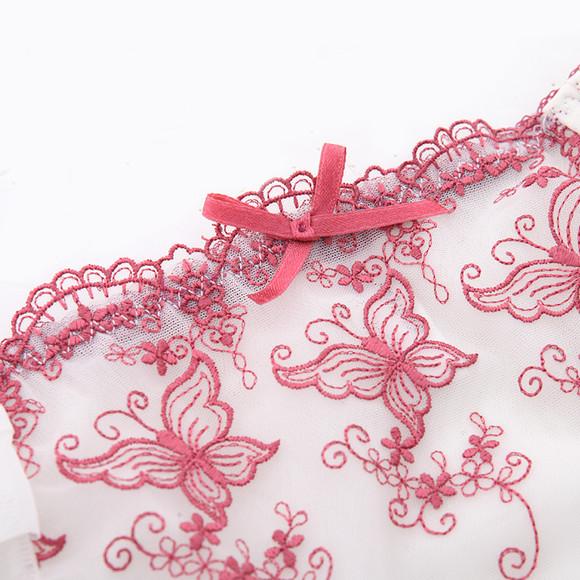 立体剪纸玫瑰花朵图案步骤