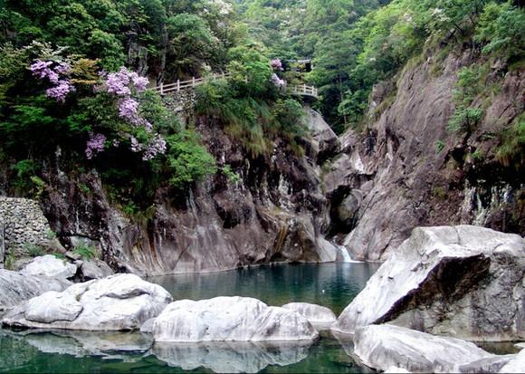 文成铜铃山国家森林公园旅游景区门票