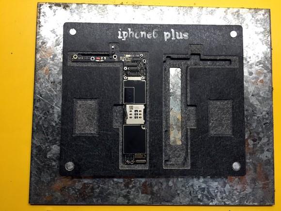 苹果6手机电路板