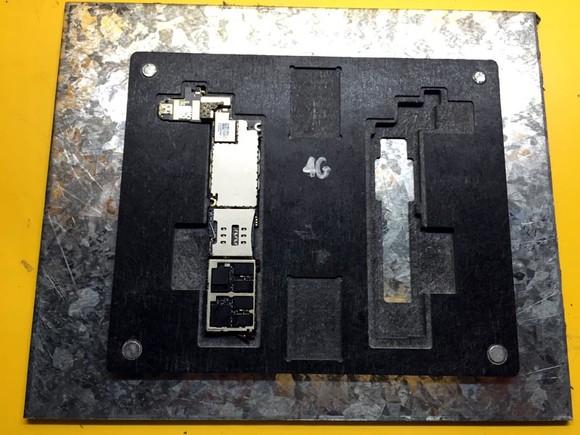 苹果主板维修台4代/5代/5s/6/6plus电路板维修架子