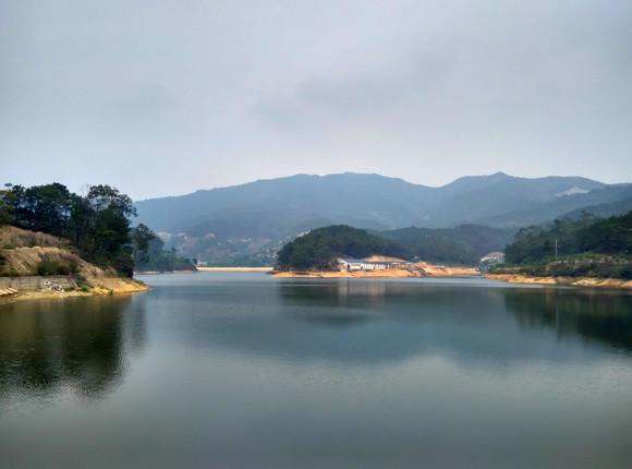 游揭阳望天湖风景区,体验农家生态旅游乐趣
