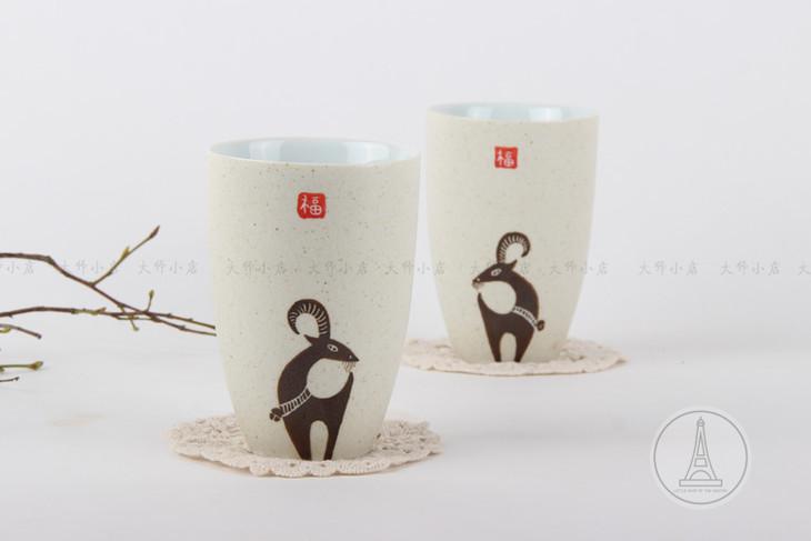 纸杯手工制作绵羊