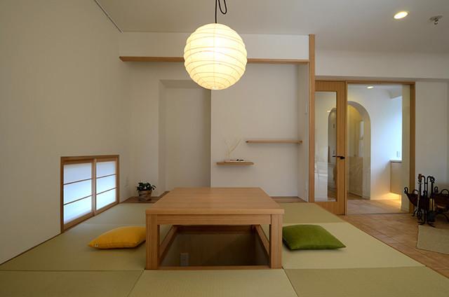 榻榻米可以出现在阳台,书房,卧室,介绍下榻榻米的装修攻略,推荐几款很