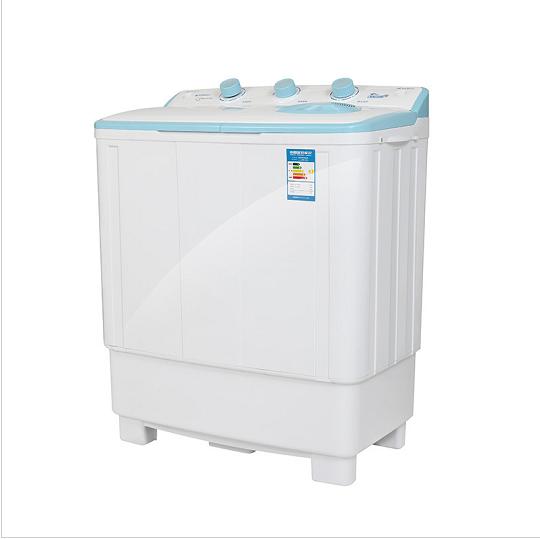 美菱洗衣机双桶排水孔图解