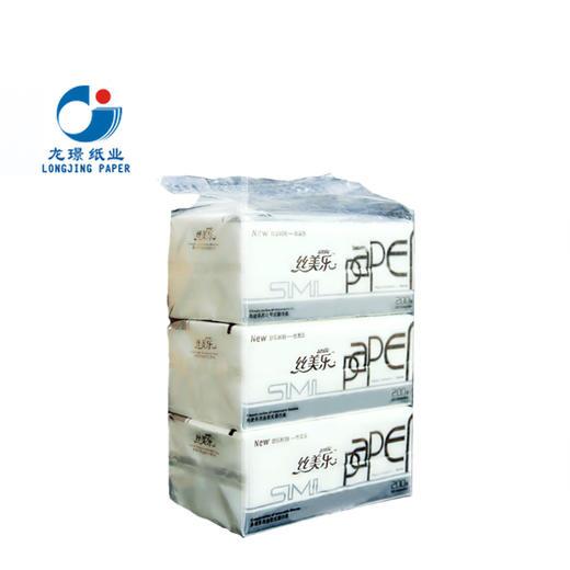 丝美乐SD5200 面巾纸软抽 200抽/包  共9包  3提 商品图0