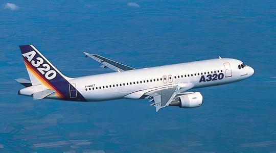 空客320飞机在法国坠毁