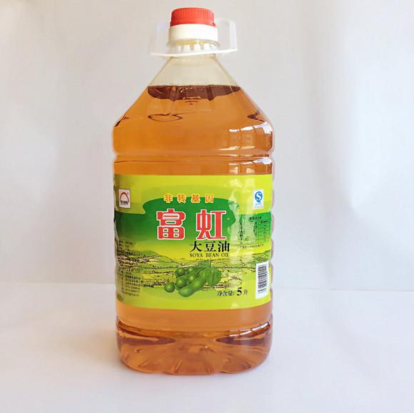 富虹大豆油5l - 锦霖粮油