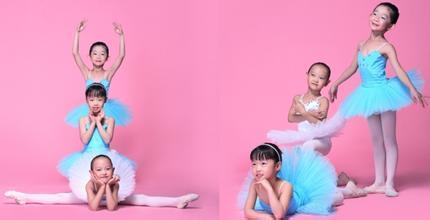 圣玛瑜伽—少儿舞蹈班