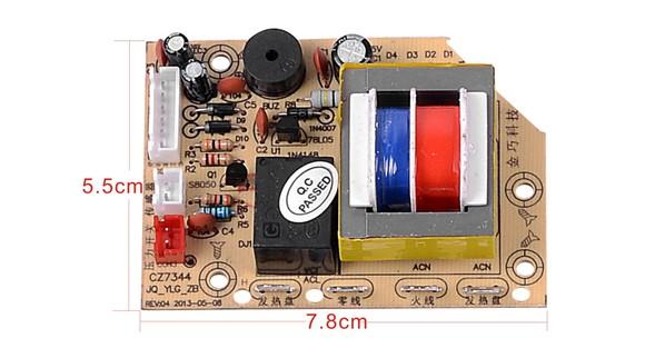 电压力锅维修板k型