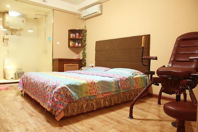 丽丰情趣情趣大床房-微租客宾馆胖子女图片