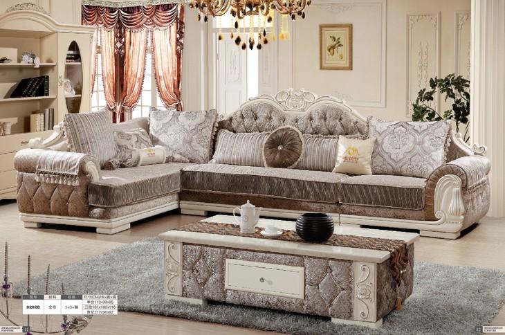 金创轩欧式客厅沙发
