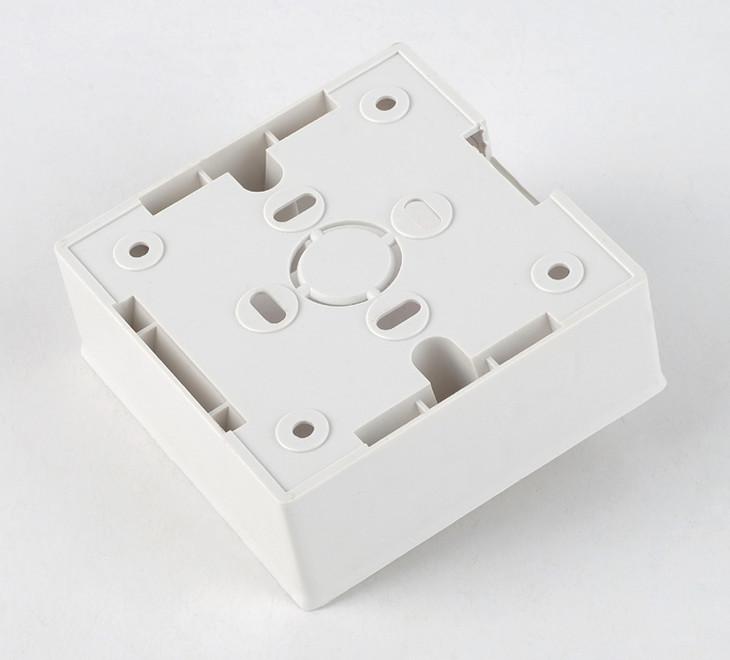 开关插座 明盒 明装底盒 86型 接线盒 底盒 明装接线盒 通用