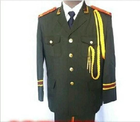 军装礼服图片