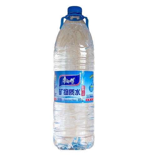 康师傅矿泉水纯净水 物质水.5l