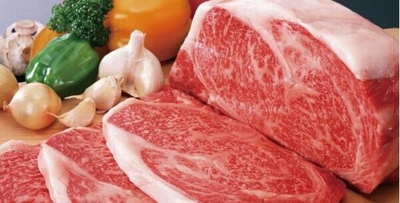 大理石花纹牛肉