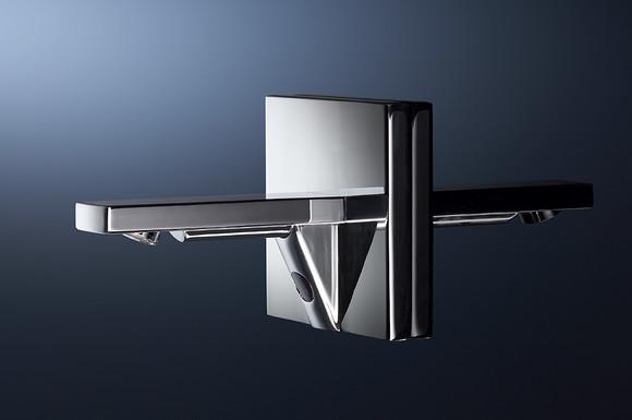 很高的可靠性,具有坚固的结构; - 双感应光束设计使水龙头感应快速