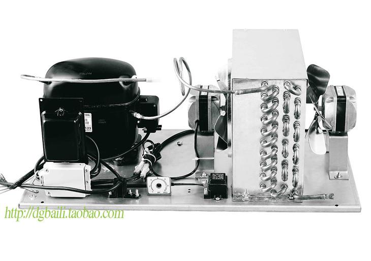 正品 百利冷柜 立柜卧柜压缩机 配件 厂家维修