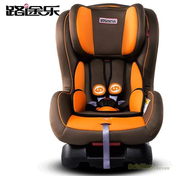 路途乐 汽车儿童安全座椅 胖胖豚s 0-4岁宝宝 三点式安装 包邮