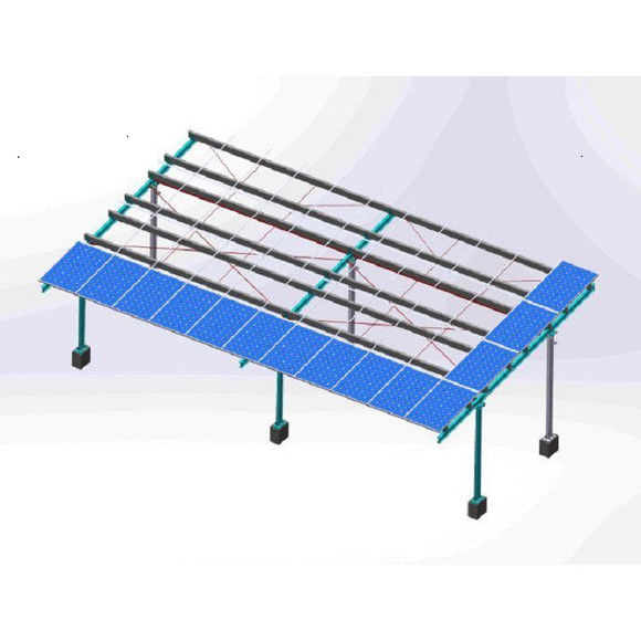晶科能源 太阳能车棚 光伏车棚