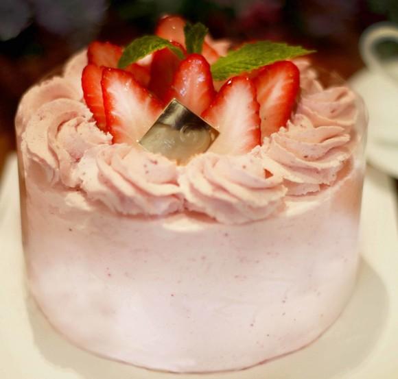 四寸生日蛋糕