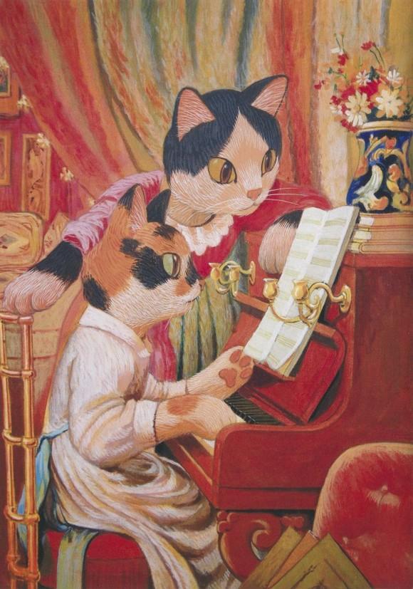 钢琴简谱磨坊女