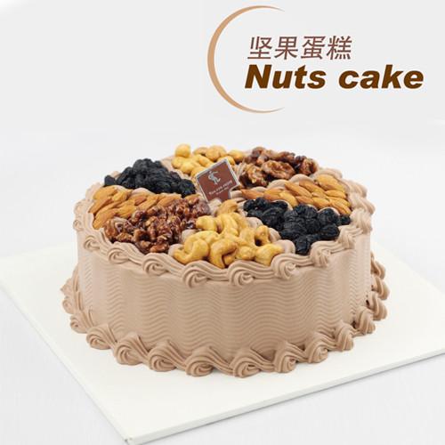 三个蛋糕矢量图