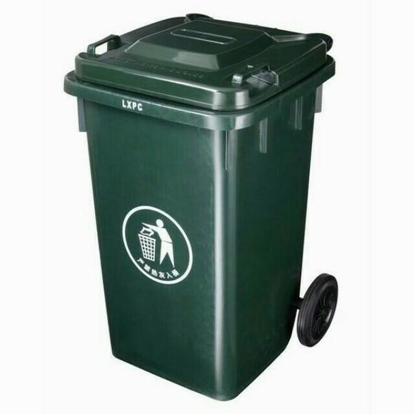 轮式特大号垃圾桶