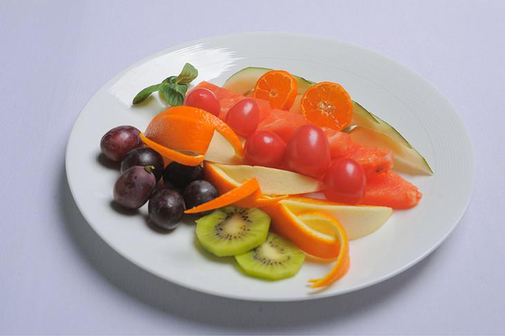 精美水果盤