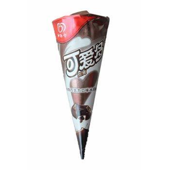 和路雪可爱多甜筒非常巧克力口味冰淇淋67g