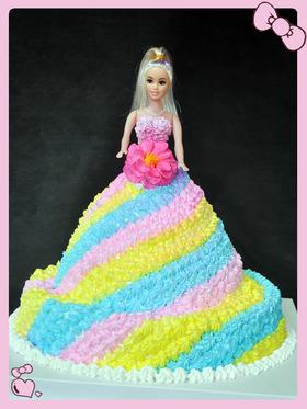 桐城生日蛋糕/芭比蛋糕/娃娃蛋糕/儿童蛋糕/个性蛋糕/市区桐城