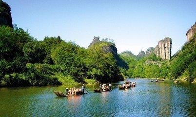 莆田至福州沿路风景