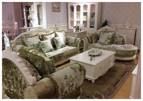 上标新款欧式沙发图片
