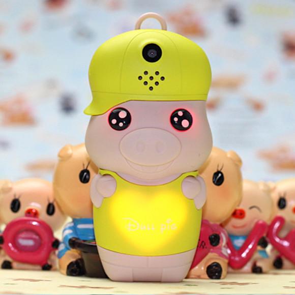 绎美 创意礼品 迷你麦兜袖珍手机 猪猪侠可爱女生袖珍