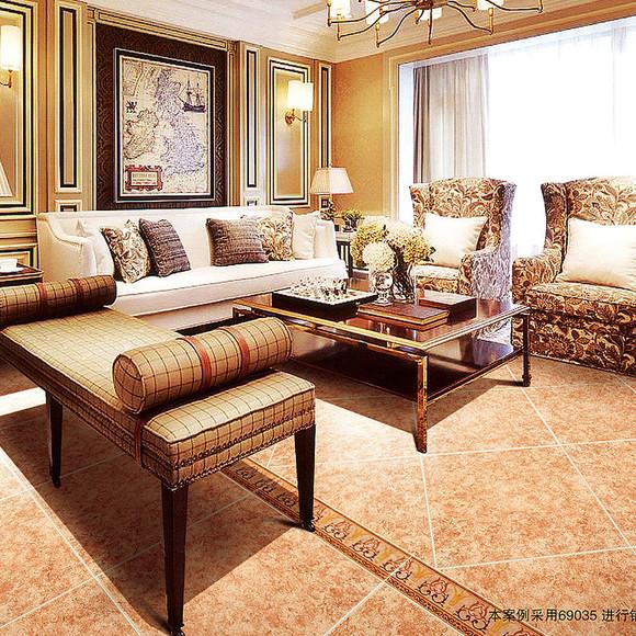 唐古拉瓷砖客厅餐厅玄关600x600地板砖现代欧式防滑