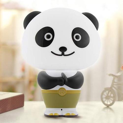 可爱熊猫做微信头像