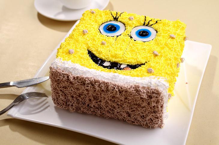 宝宝生日蛋糕图片可爱-男宝宝生日蛋糕图片,儿童生日