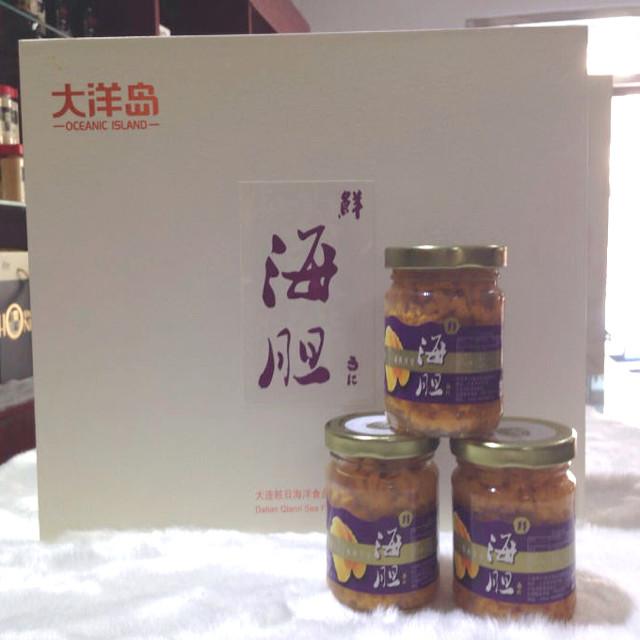 【吉明商行】大洋岛海胆礼盒