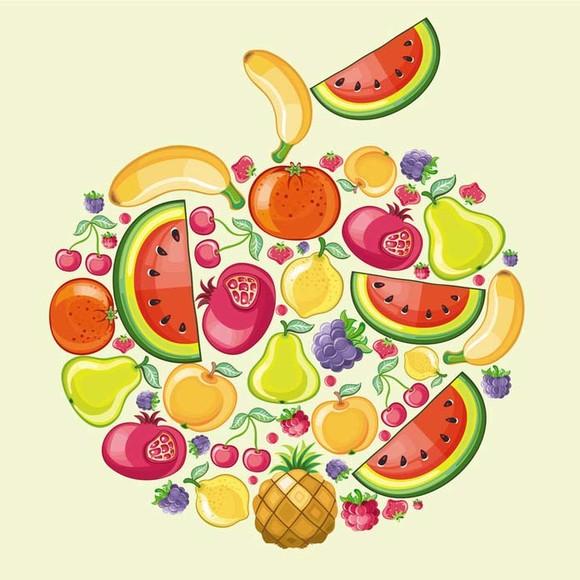 可爱水果微信头像
