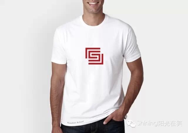 阳光文化衫(清新白t恤)图片