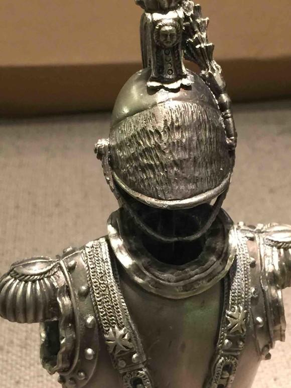中世纪欧式 盔甲 摆件