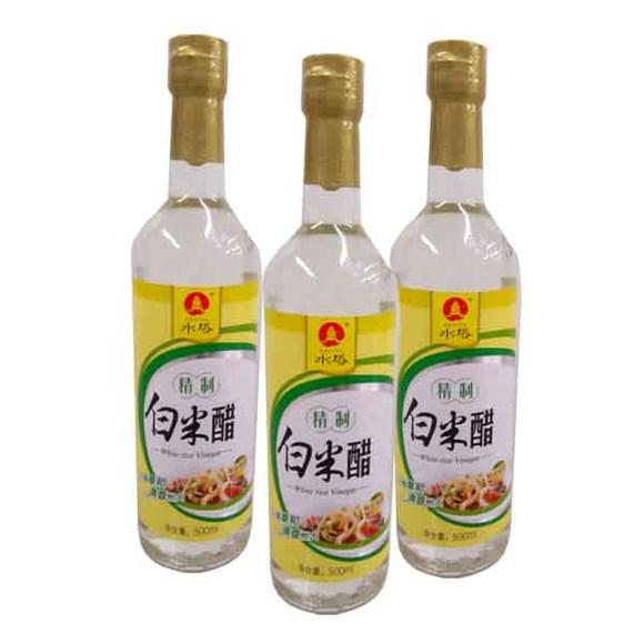 水塔精制白米醋500ml