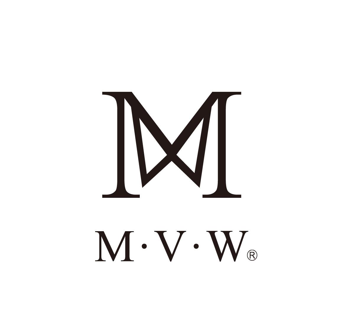 手绘女装logo设计素材